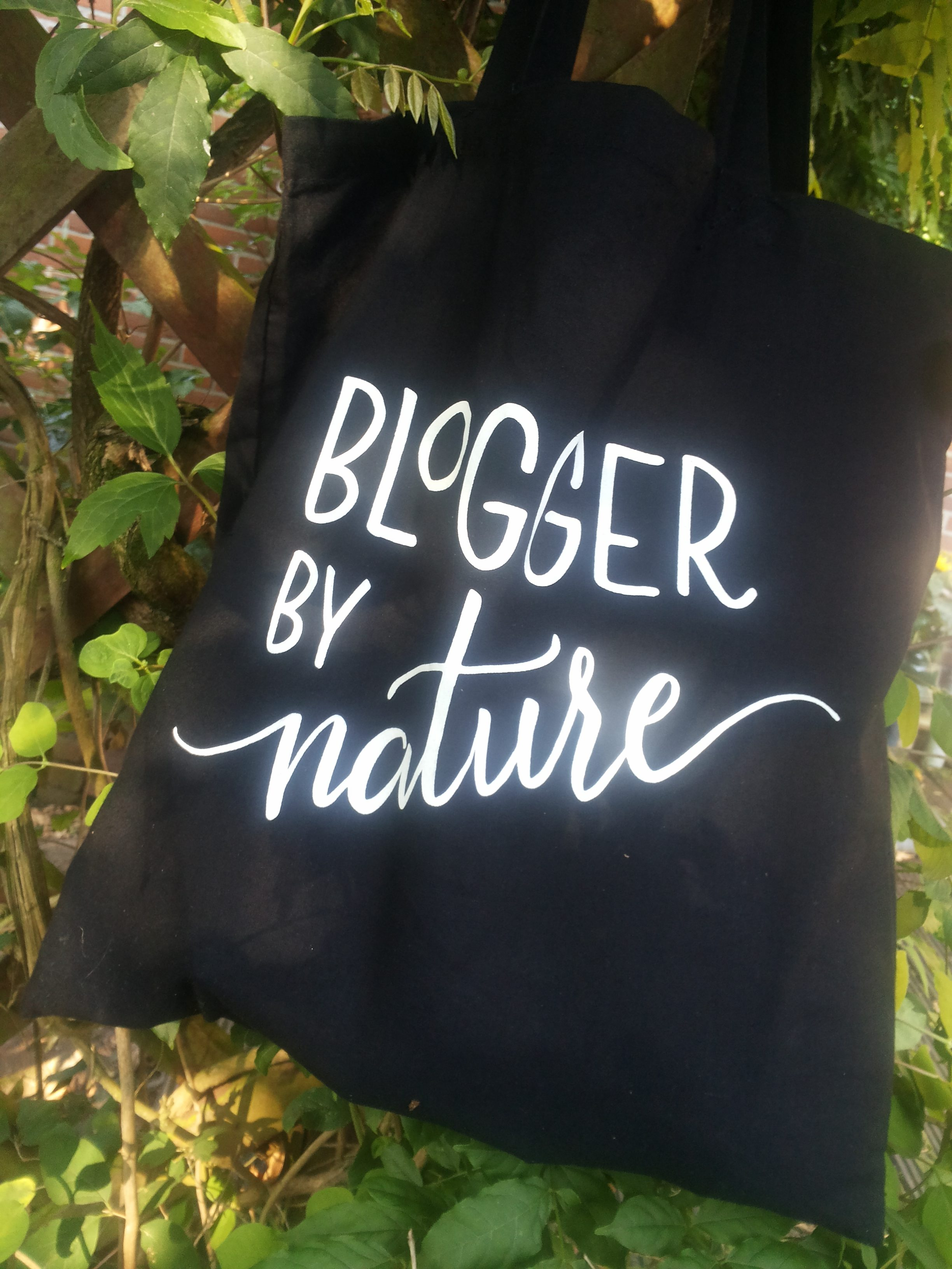 Goodiebag Blogger by Nature